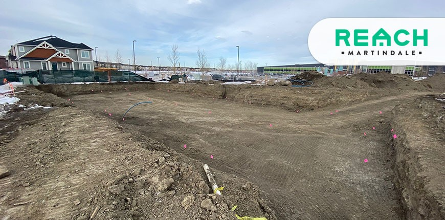 REACH Martindale Construction Update February 2021