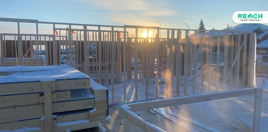 REACH Martindale Construction Update March 2021