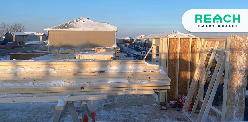REACH Martindale Construction Update April 2021