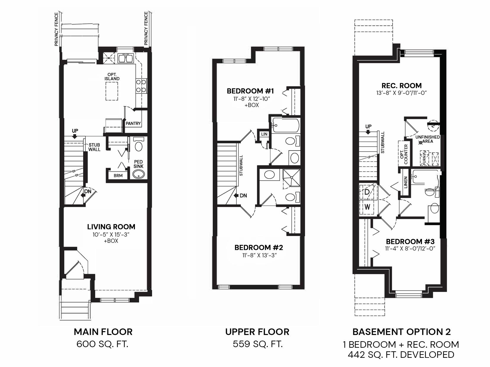 Roman : Floorplan C