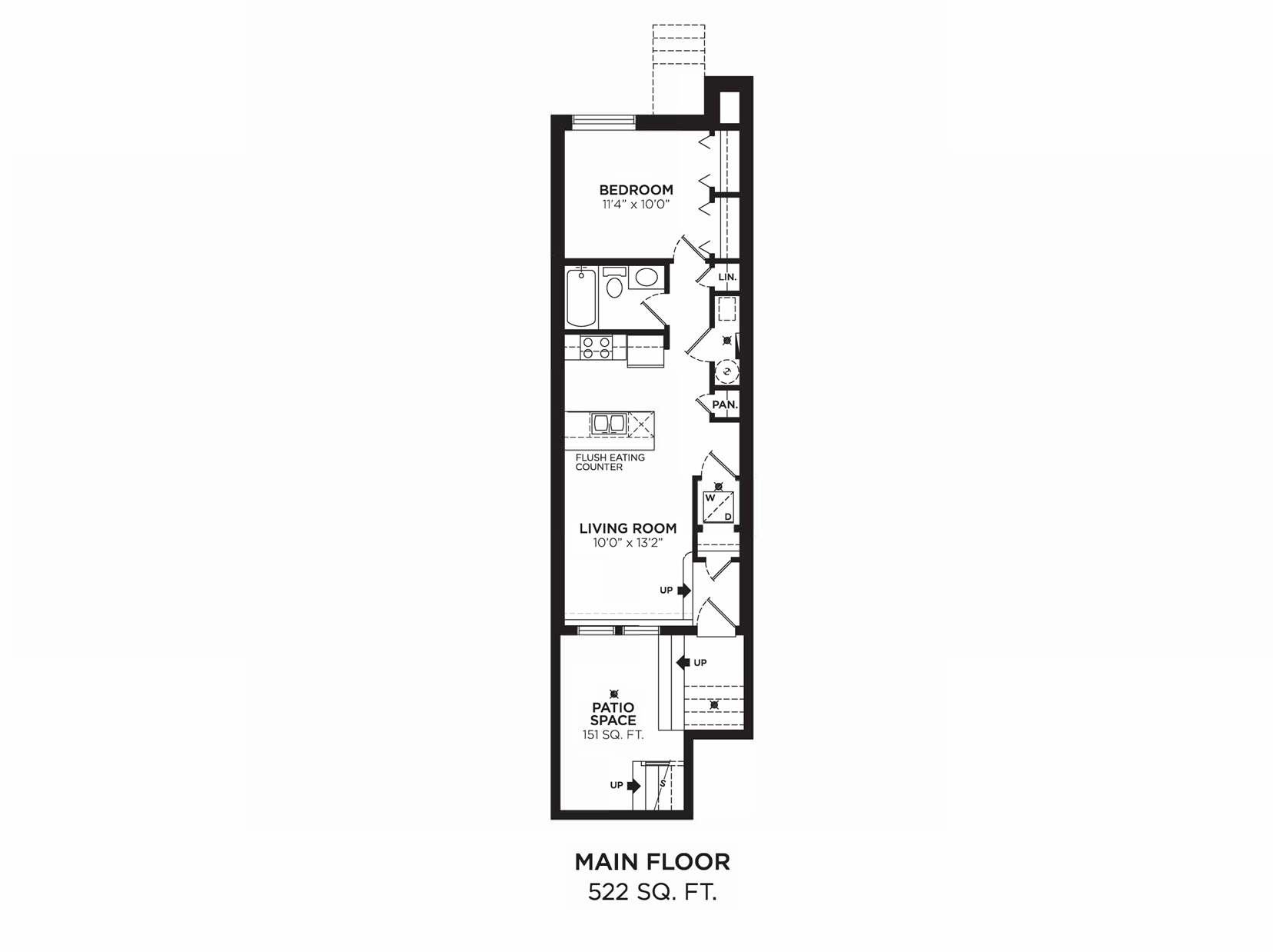 Harrison 2: Floorplan F2