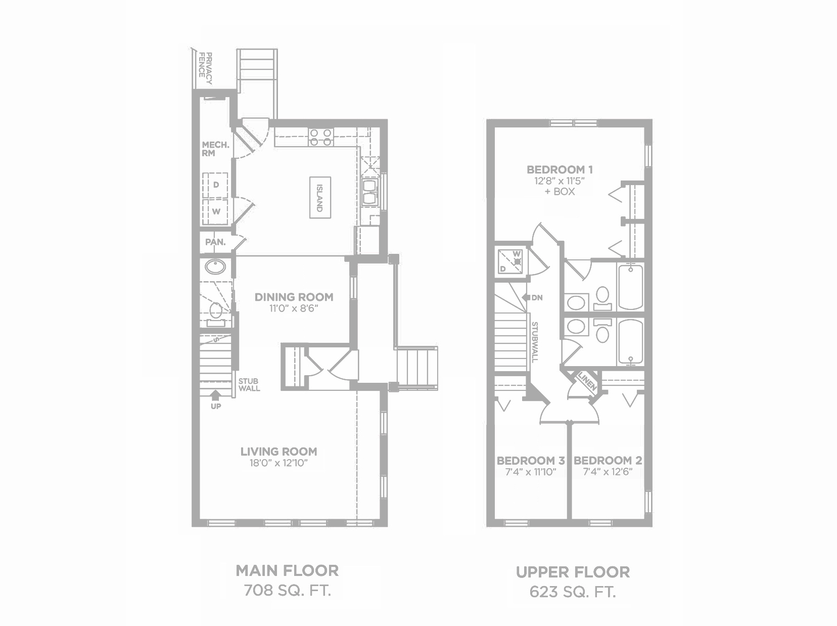 Victoria: Floorplan D
