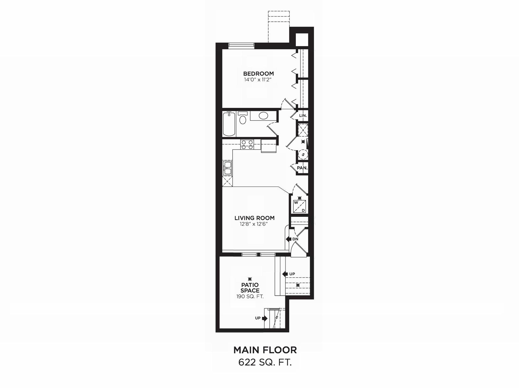 Harrison 4: Floorplan F4